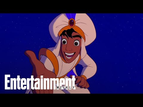 Disney's Live-Action 'Aladdin' Finally Finds Its Stars | News Flash | Entertainment Weekly