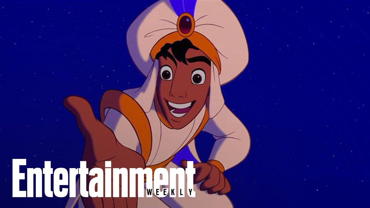 Disney S Live Action Aladdin Finally Finds Its Stars News Flash