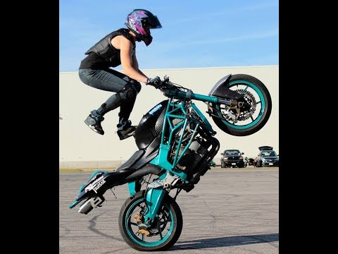 AMAZING BIKE STUNTS COMPILATION | AMERICA GOT TALENT | PEOPLE ARE AWESOME | TALENTDUNIA