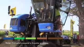 New Holland a Enovitis in campo 2015