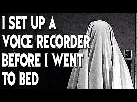 """I Set Up a Voice Recorder before I went to Bed"" [2/?] by Christopher Maxim 
