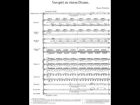 """Prelude to a Drama"" by Franz Schreker - Audio + Full Score"