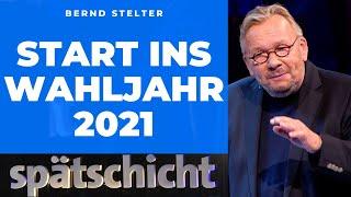 Bernd Stelter – Geht wählen!