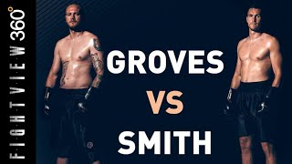 WBSS GROVES VS SMITH PREVIEW! WHY SAUDI ARABIA NOT UK? SMITH STILL GREEN! GROVES KING OF 168LBS?