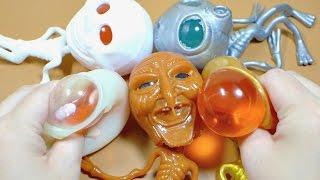 Дивні І Страшні Інопланетний Монстр Squeeze Іграшка