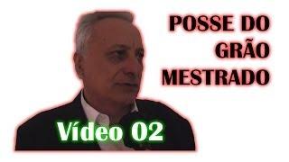 Grão Mestre e seu Adjunto da GLOB - 02
