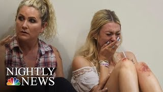 Las Vegas Attack: A Night Out Turns Into A Nightmare | NBC Nightly News