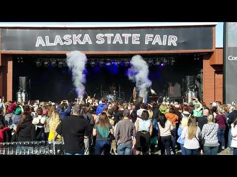 DNCE First Concert In Alaska (part 1 of 3)
