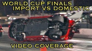 World Cup Finals Import vs Domestic Video Coverage