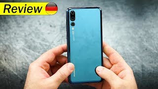Huawei P20 Pro Review | ist der Hype verdient??? (deutsch)