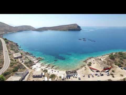Porto Palermo - Albania Drone 4K Rental
