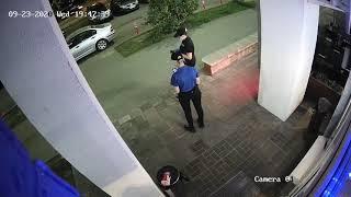 ПОЛНОЕ видео с камер наблюдения пиццерии Domino`s с 18.00-23.30; пр. Рокоссовского,78; 23.09.2020