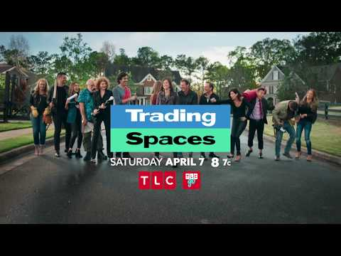 Trading Spaces Returns!