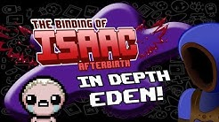 EVERYTHING TO KNOW ABOUT EDEN! :: In Depth Isaac :: 2