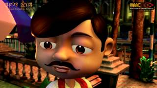 TASTE| MAAC 24FPS 2014| MAAC Kakurgachi| 3d Animation Short Film