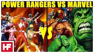 Power Rangers VS Marvel *DeathMatch*