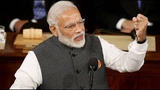 PM Narendra Modi's Speech At US Congress