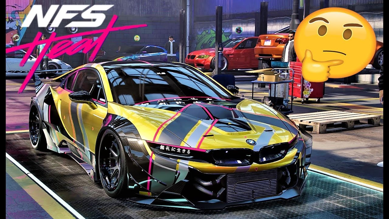 NFS Heat test des KS Edition Edition Deluxe