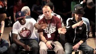 World Bboy Classic 2011 - Rotterdam (Holland)