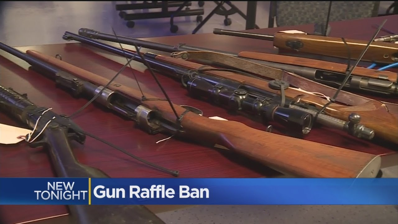 California lawmakers want to limit gun raffles benefitting for How much is a fishing license in california