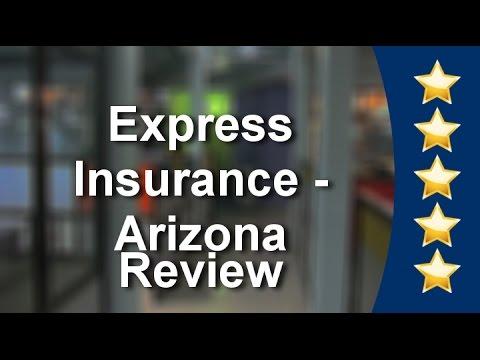 Express Insurance Scottsdale Five Star Review   Arizona High Risk Auto Insurance