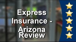 Express Insurance Scottsdale Five Star Review | Arizona High Risk Auto Insurance