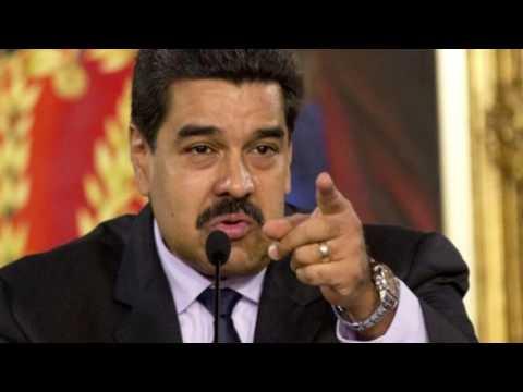 Exhortan a presionar a Maduro por escasez en Venezuela