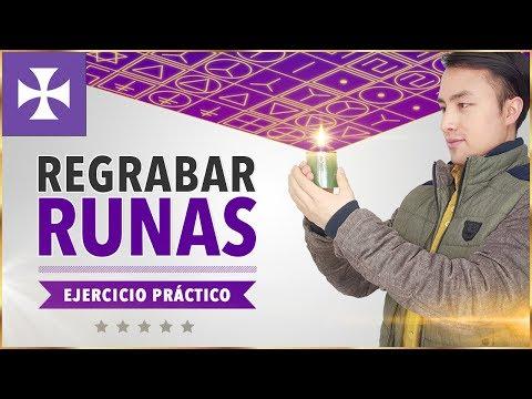 Regrabación de RUNAS - Ejercicio Práctico - Lección No. 16 p.3 | Yo Soy Espiritual