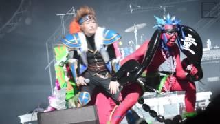 Extrait du concert Psycho le Cému à Japan Expo 2016 Jeudi 7 juillet...