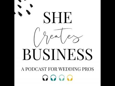 105: How to Become a Freelance Wedding Coordinator with Alexa Kritis