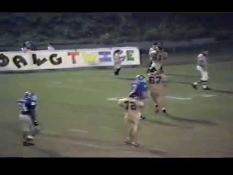 Brian Berry Highlights from 1994 season