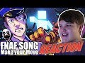 SFM FNAF ULTIMATE CUSTOM NIGHT SONG Make Your Move By Dawko CG5 REACTION mp3