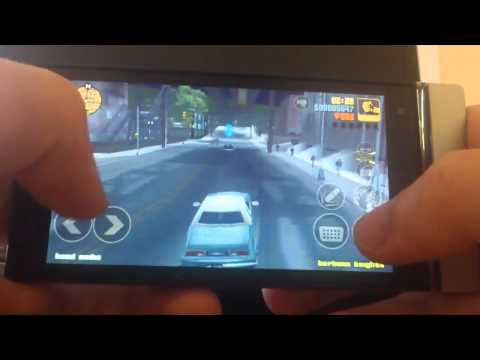 GTA III Android [Xperia P]