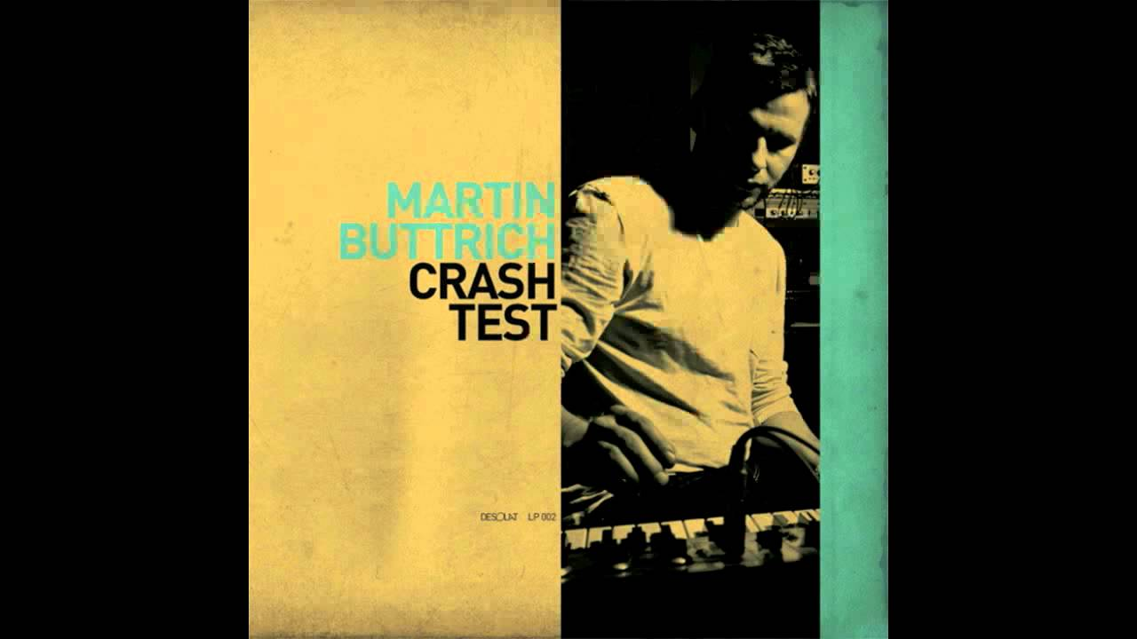 Download Martin Buttrich - Enough Love To Hate It (Crash Test Track 05)