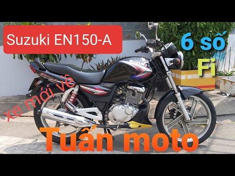 Tuấn moto @ Suzuki EN150-A xe rin có Fi  hộp số 6 số , siêu bền lợi xăng .lh 0369669659 giá 29tr500