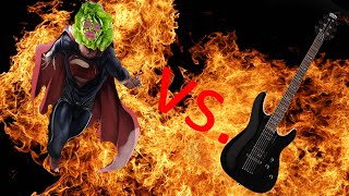 Salad Vs. Gitara #01! Led Zeppelin-stairway To Heaven