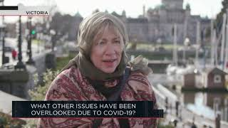 What other issues have been overlooked due to COVID-19? | Outburst