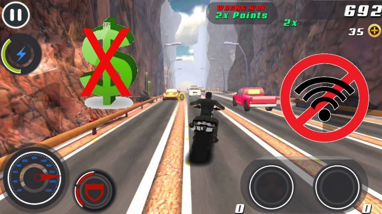 Top 5 New Bike Racing Games For Android Free 2019 || NCS