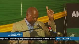 Mpumalanga ANC reiterates unity within movement