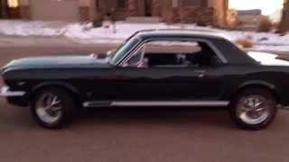 1966 Ford Mustang GT Walkaround at Idle