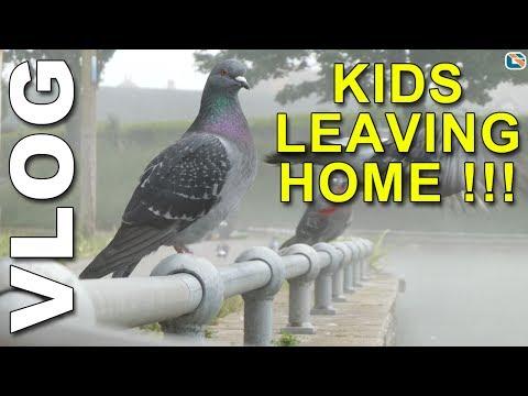 Kids Leaving Home - EMOTIONS !!!