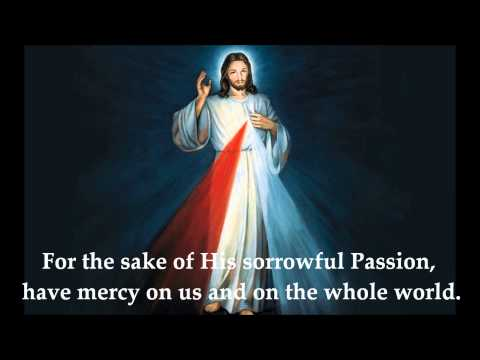 THE CHAPLET OF DIVINE MERCY (ROSARY)