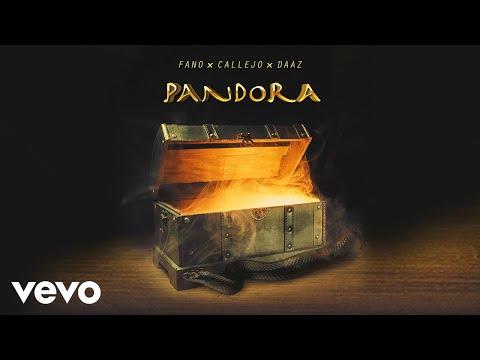 Fano, Callejo, Daaz - Pandora (Cover Audio)