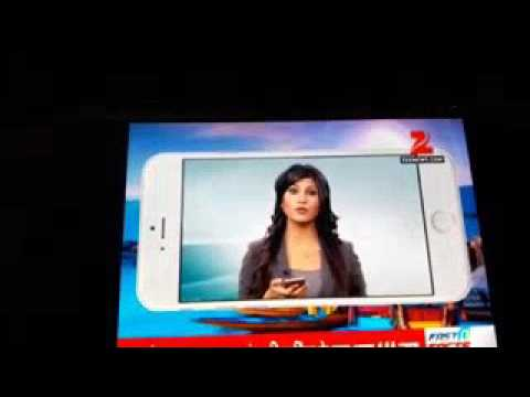 Kashmiri youth started ist Mobile Tv Asia News network