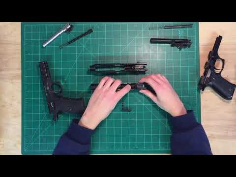 ASG CZ75 SP01 Shadow rant/review/disassembly/reassembly