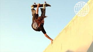 Ace Pelka, Prince Park   TransWorld SKATEboarding