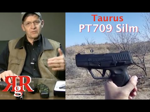 Taurus PT709 Slim Review - (with PT111)