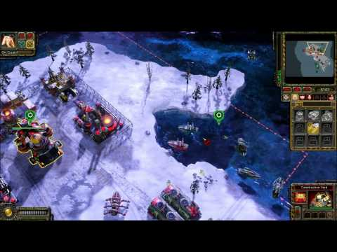 let's play Command & Conquer red alert 3 ep 3 - Dreadnoughts! |