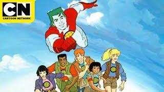 Captain Planet and the Planeteers | Earth Day Crisis | Cartoon Network