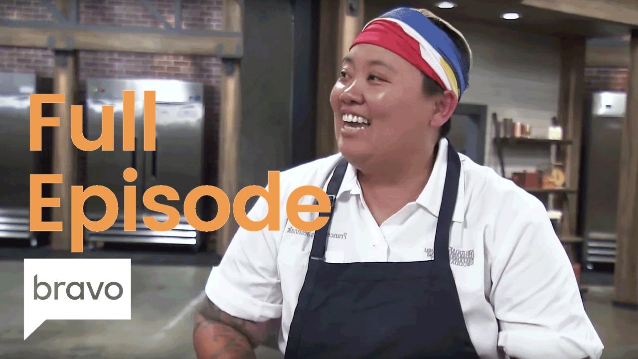 Last Chance Kitchen: Fresh Veggie Challenge (Season 13, Episode 2 ...